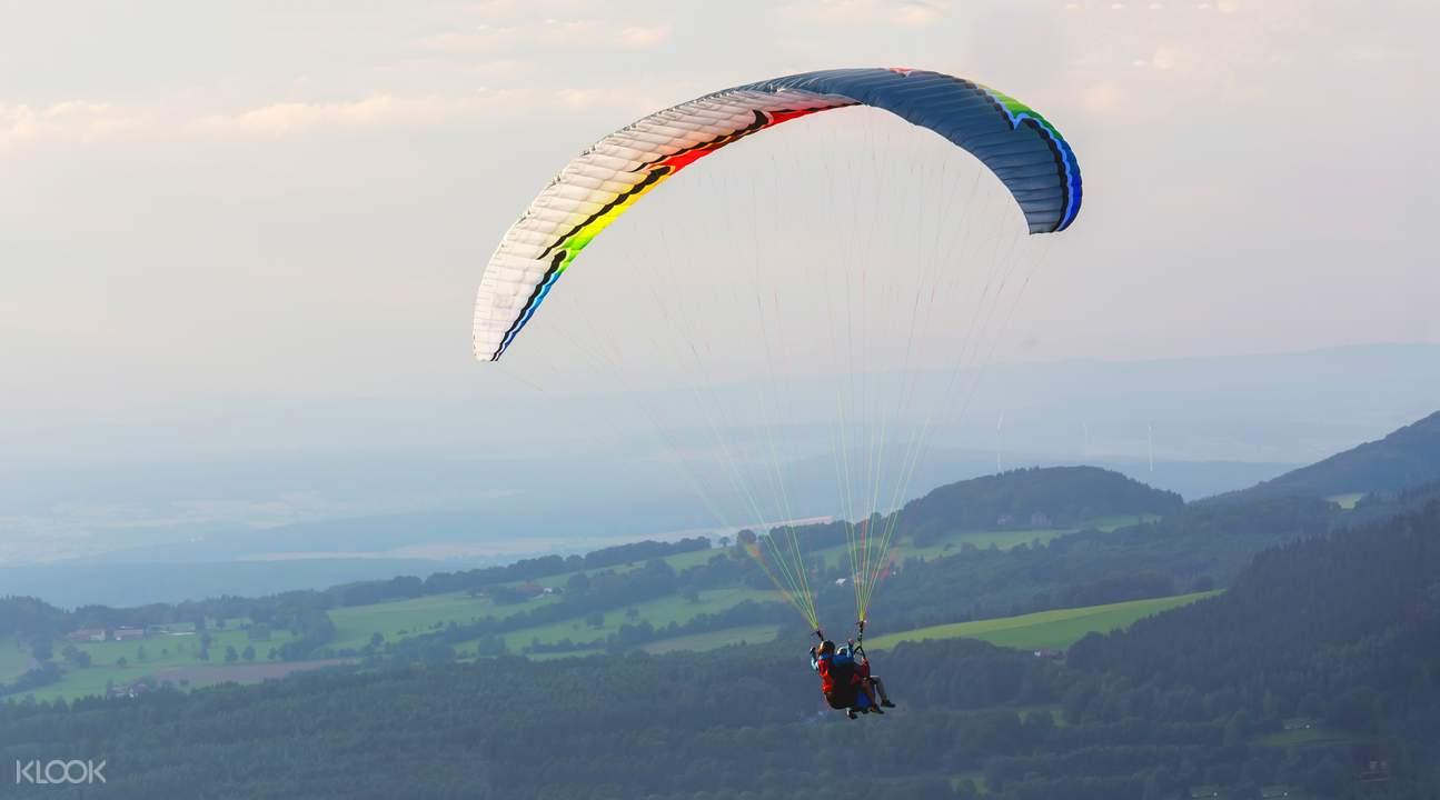 gyeonggi-do paragliding